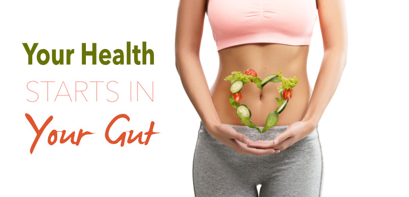 health starts with health gut